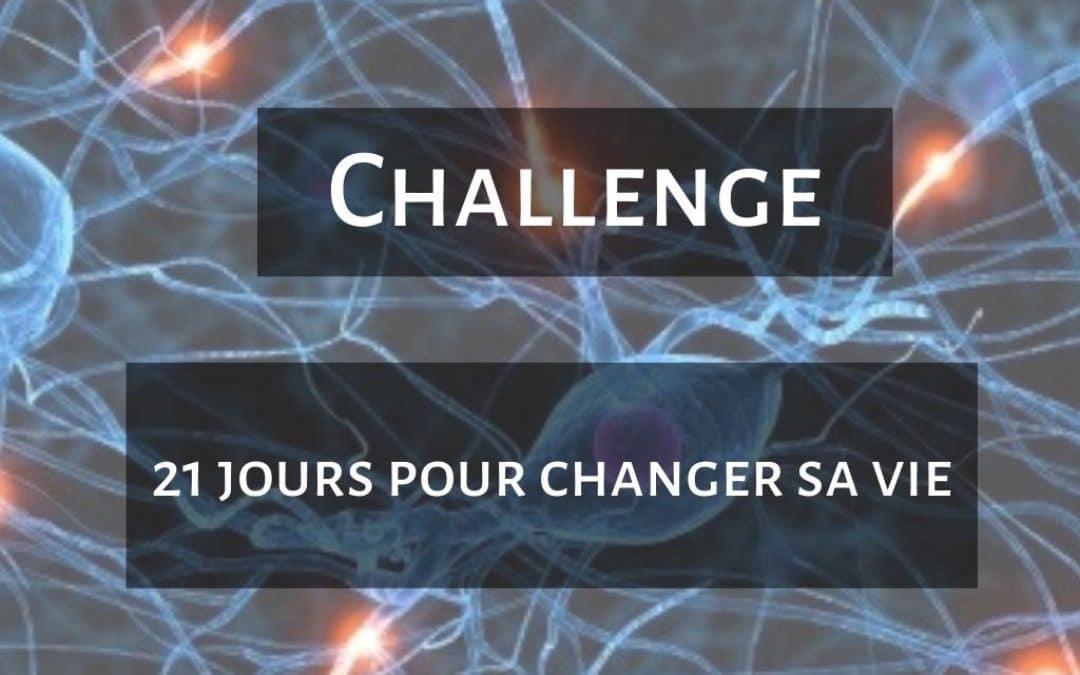 Challenge EFT 21 jours