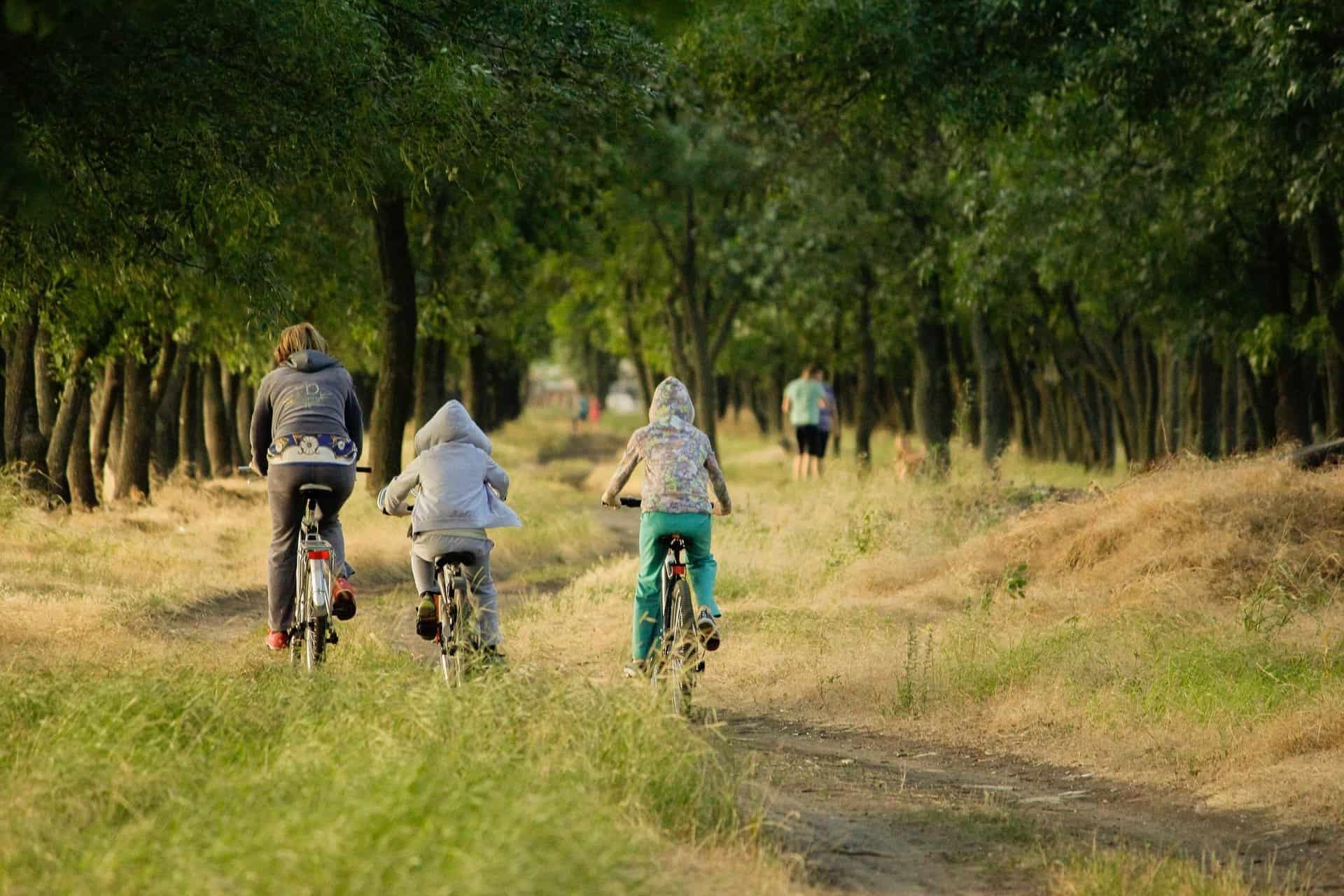 Pour motiver les jeunes à faire du sport à l'adolescence, pratiquer des activités en famille peut être une solution.